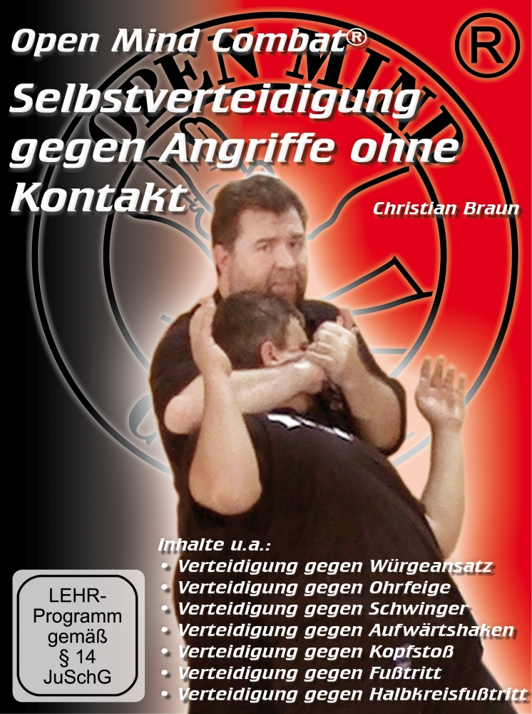 Bild 1 von Double-DVD: Self-defence against attacks without contact