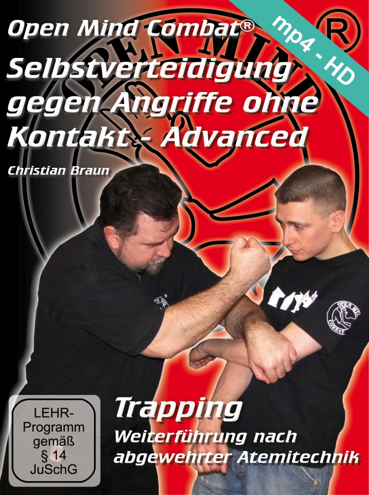 Bild 1 von Self-defence against attacks without contact - Advanced Trapping