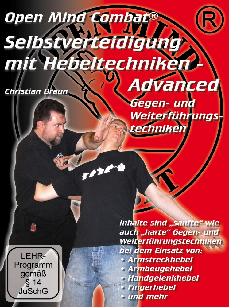 Bild 1 von DVD: Self-defence with locking techniques - Advanced (counter for counter techniques)