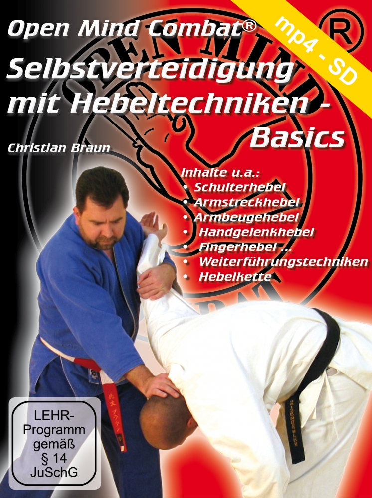 Bild 1 von Self-defence with locking techniques - Basics
