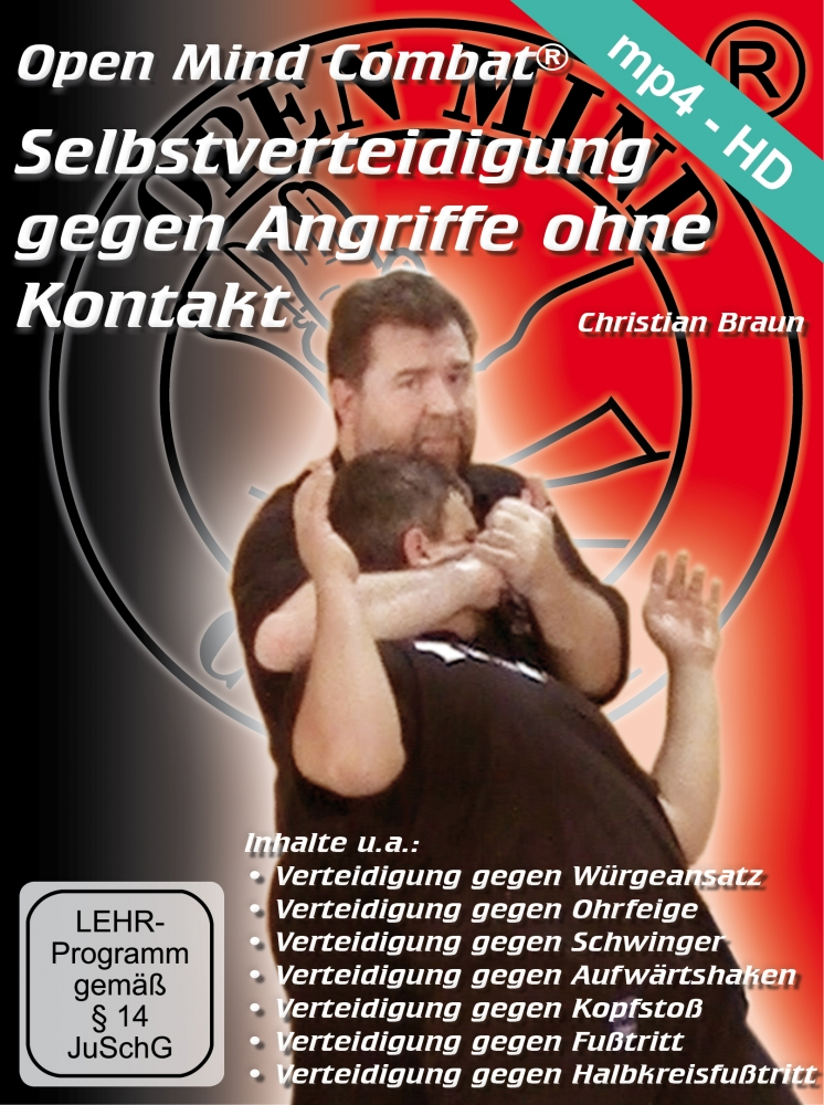 Bild 1 von Self-defence against attacks without contact