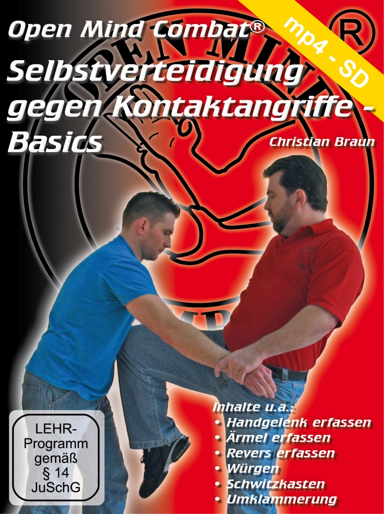 Bild 1 von Self-defence against attacks with contact - Basics