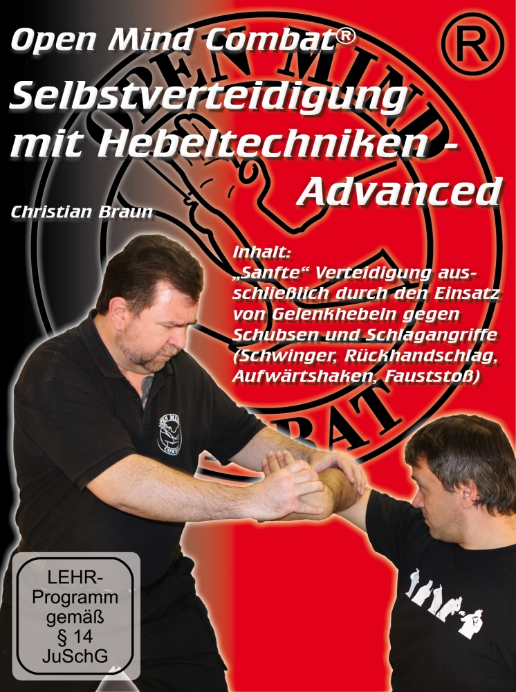 Bild 1 von DVD: Self-defence with locking techniques - Advanced