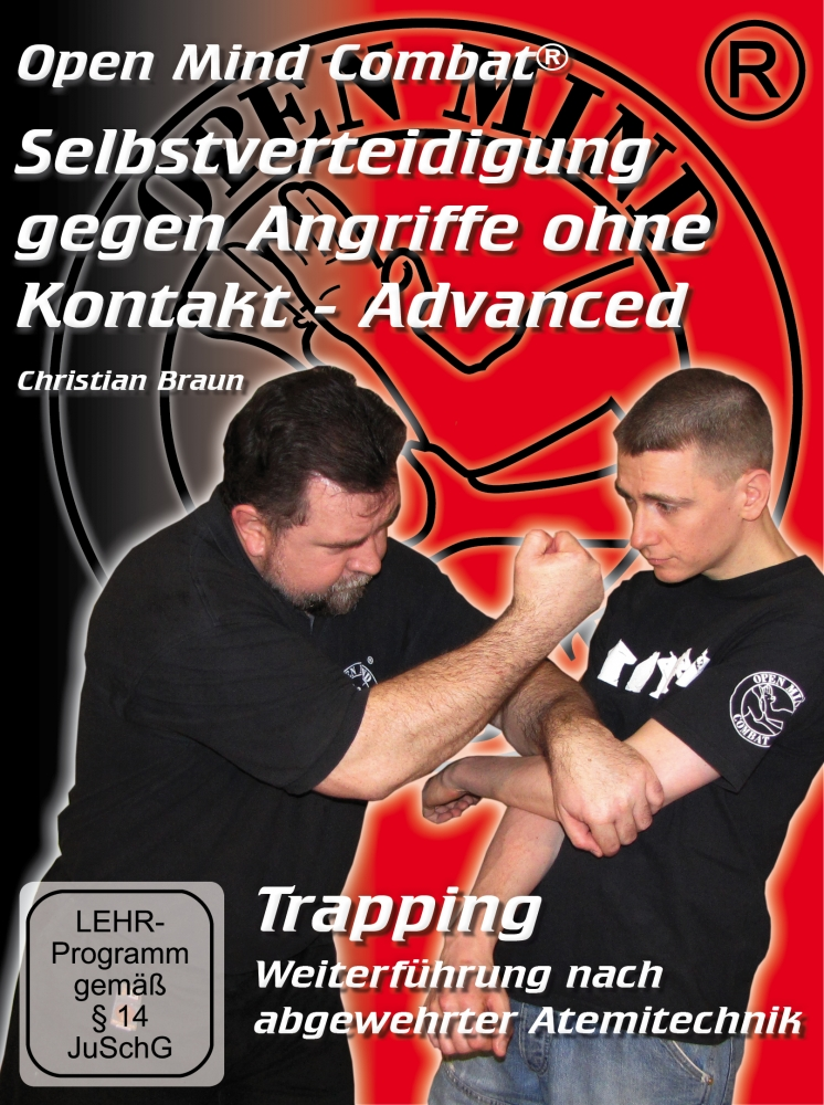 Bild 1 von DVD: Self-defence against attacks without contact - Advanced Trapping