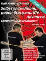 Self-defence against stick attacks - Advanced disarming variations