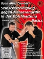 DVD: Self-defence against knife attacks - dagger position - Basics