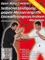 Self-defence against knife attacks: disarming techniques - Workshop
