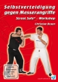 DVD: Self-defence against knife attacks Street Safe® - Workshop