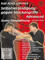 DVD: Self-defence against stick attacks - Advanced Snake-Disarming technique