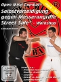 Self-defence against knife attacks Street Safe® - Workshop
